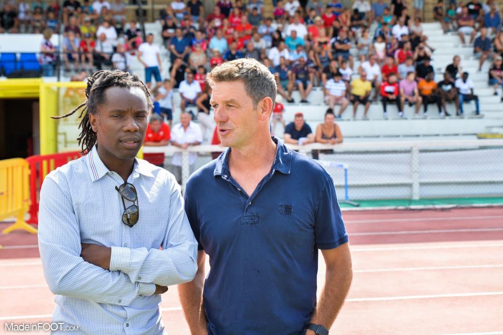 Peguy Luyindula est le nouveau directeur sportif de Dijon.