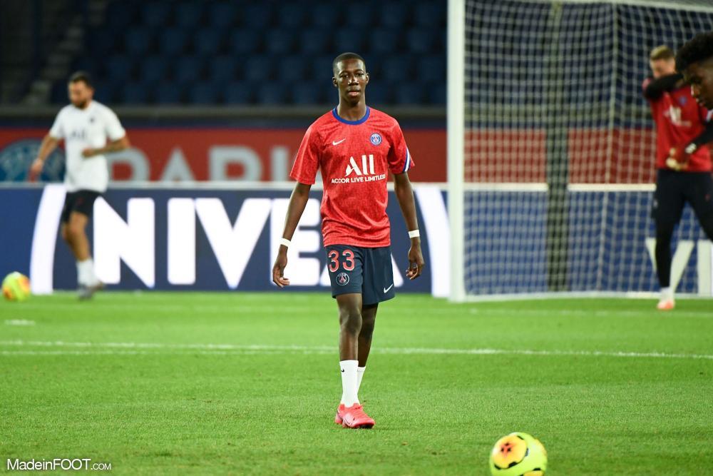 Bandiougou Fadiga quitte le PSG, direction le SB29.