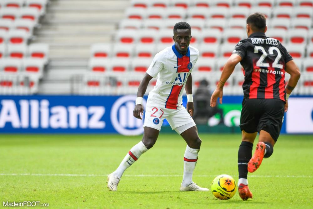 Idrissa Gueye refuse Newcastle