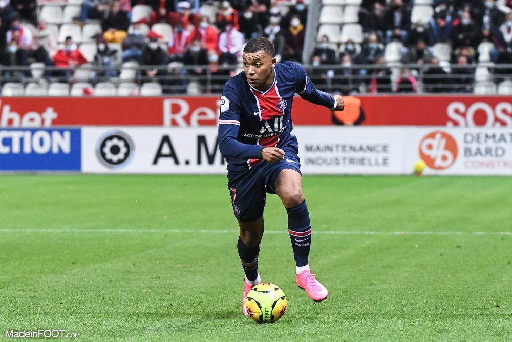 Kylian Mbappé raconte son absence face à Man City