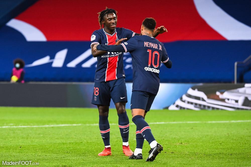 Le Paris Saint-Germain a étrillé le Dijon FCO (4-0), ce samedi soir en Ligue 1.