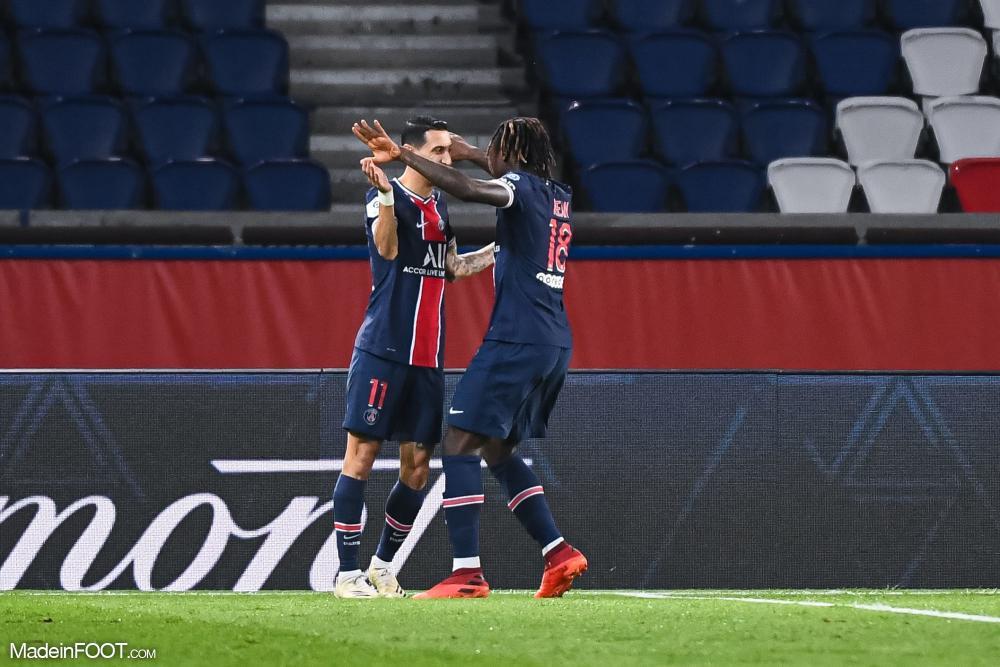 Le Paris Saint-Germain a dominé le Stade Rennais FC (3-0), ce samedi soir en Ligue 1.