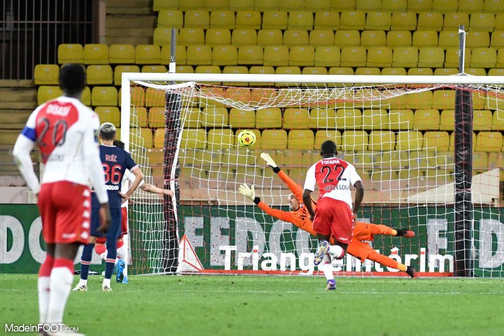 L'album photo du match entre l'AS Monaco et le Paris Saint-Germain.