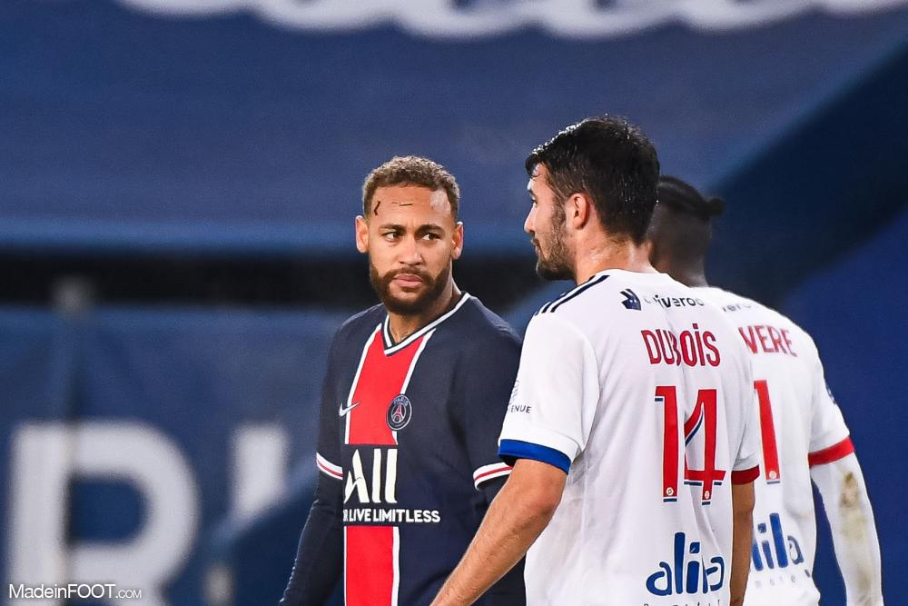 Le coup de gueule de Neymar