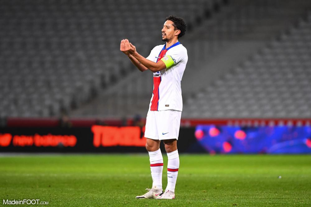 Marquinhos raconte l'exigence chez le défenseur central
