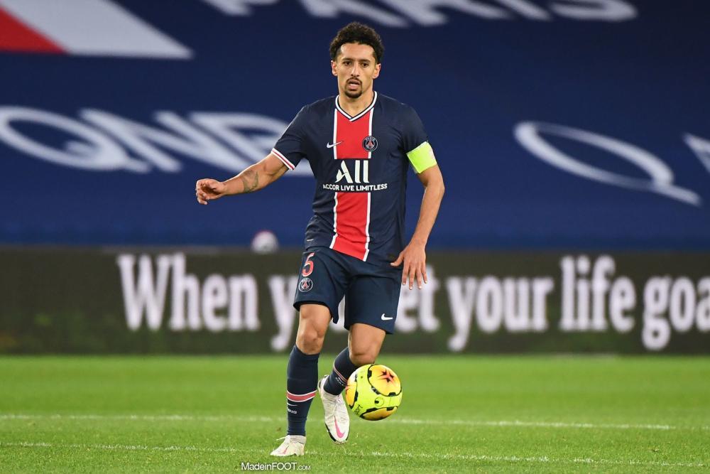 Le capitaine parisien était de retour avec le groupe