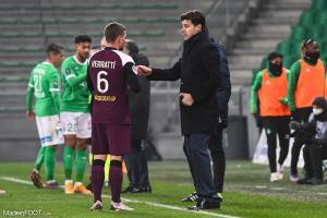 Pochettino estime que la défaite à Lorient est un accident