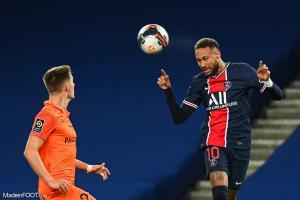 Neymar va débuter sur le banc