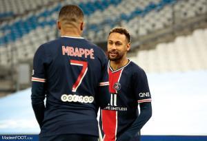 Neymar devra être vigilant ce soir