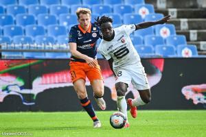 Pour sa première saison en Ligue 1, Jérémy Doku a participé à 28 rencontres de championnat