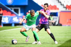 En jouant contre Saint-Etienne ce week-end, Alessandro Florenzi a disputé son trentième match avec le PSG cette saison
