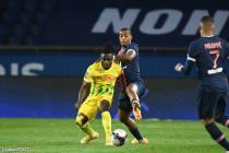 Moses Simon (Nantes), Kimpembe (PSG)