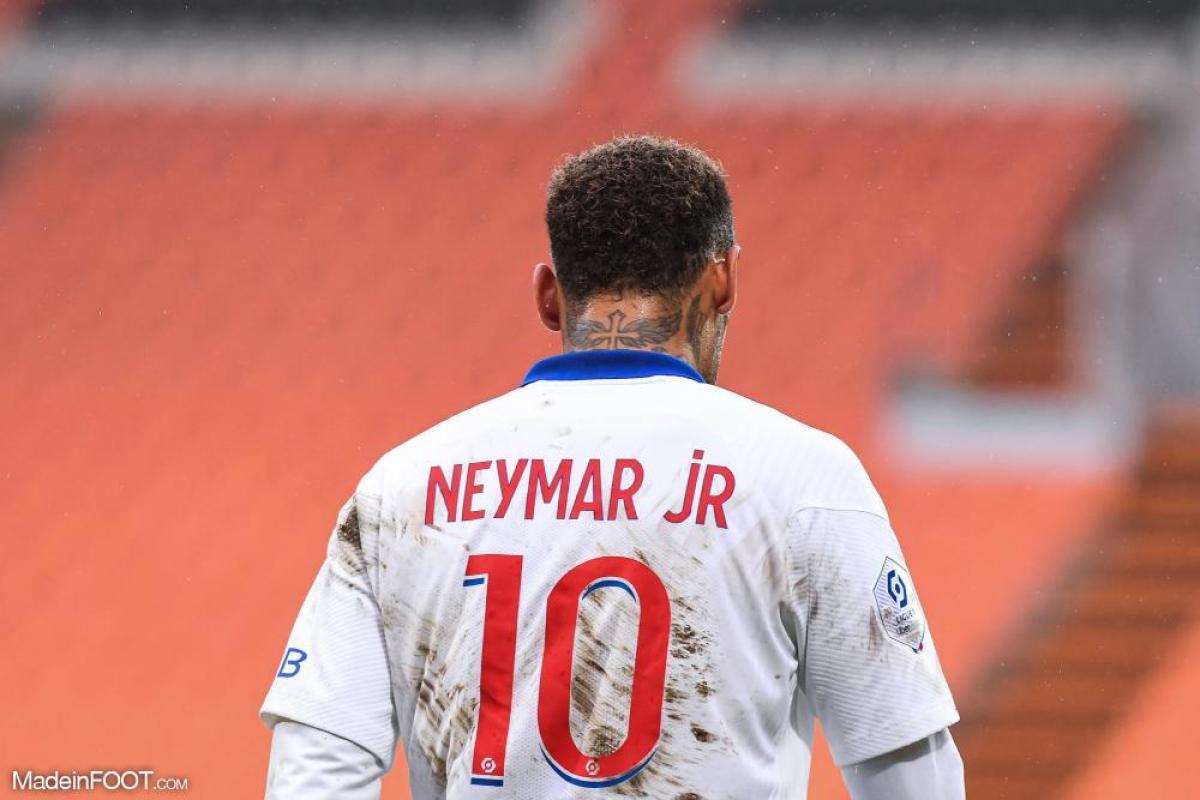Neymar a été sanctionné