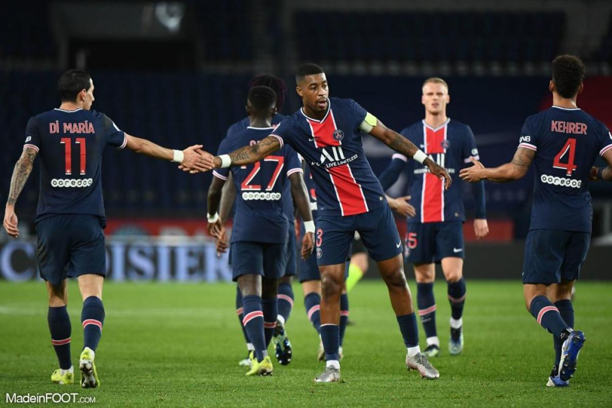 Lors du match aller en septembre dernier, le PSG s'était largement imposé face à Rennes (3-0)