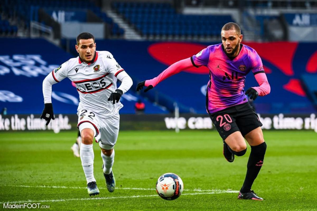 Layvin Kurzawa a disputé 27 rencontres avec le PSG cette saison