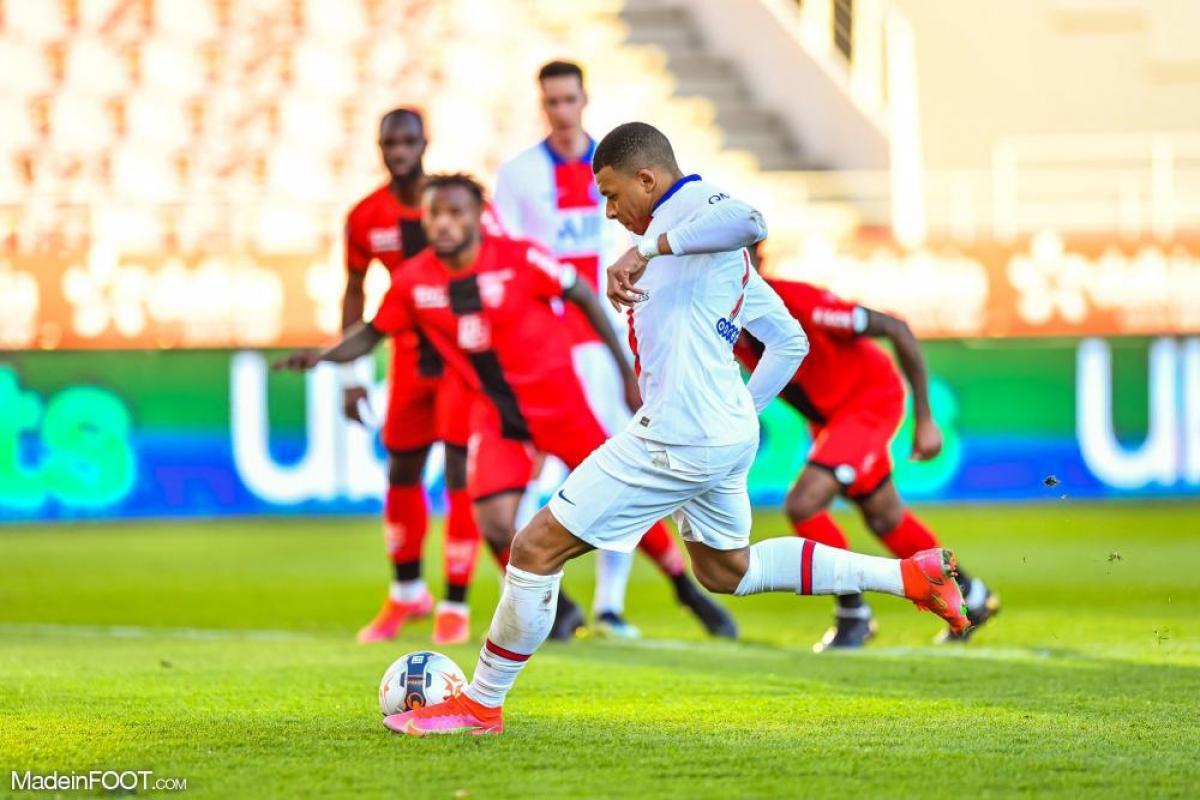 Le Paris Saint-Germain n'a fait qu'une bouchée du Dijon FCO (0-4), ce samedi après-midi en Ligue 1.