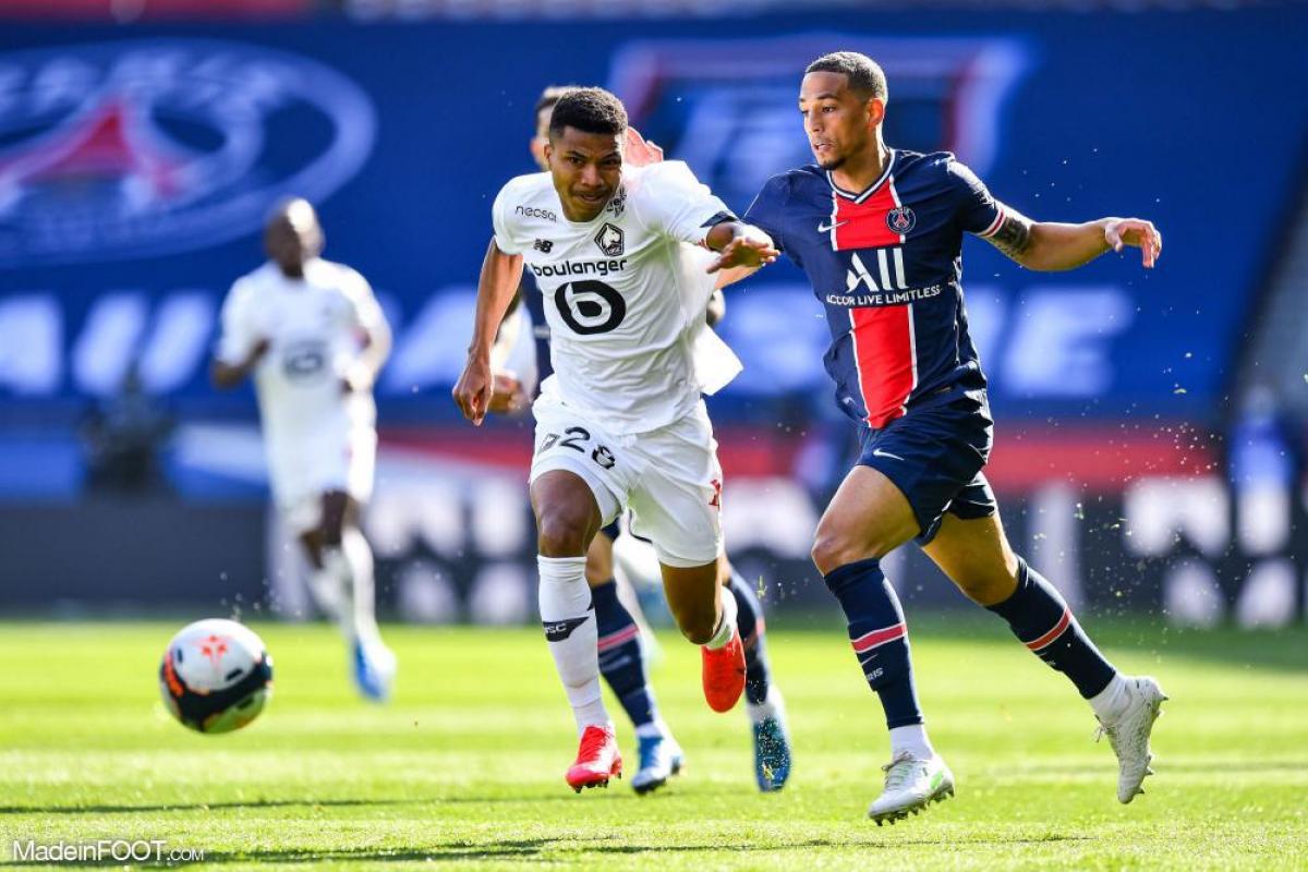 Le Paris Saint-Germain s'est incliné face au Lille OSC (0-1), ce samedi après-midi en Ligue 1.
