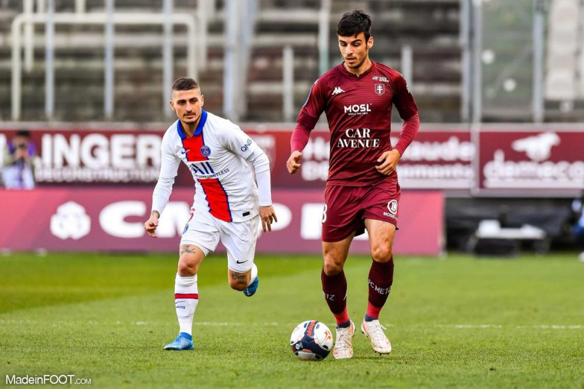 Le Paris Saint-Germain a dominé le FC Metz (1-3), ce samedi après-midi en Ligue 1.