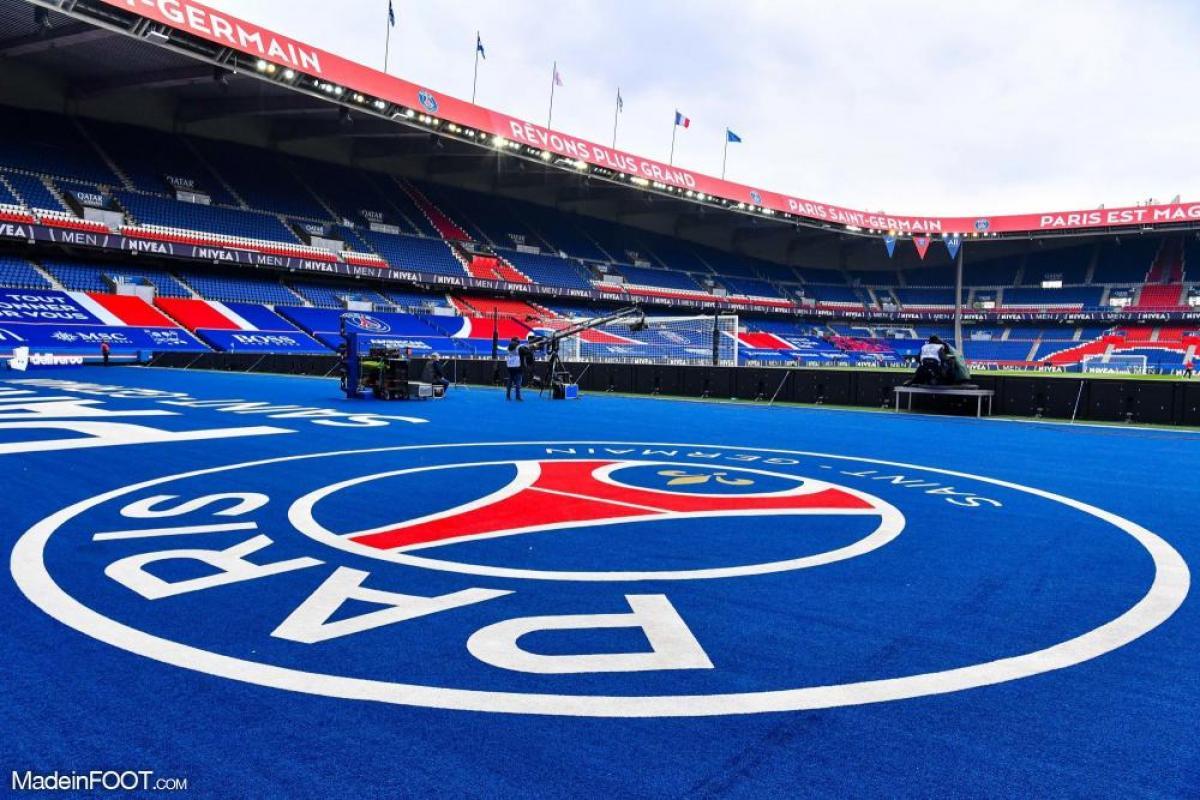 Le Parc des Princes, stade du PSG