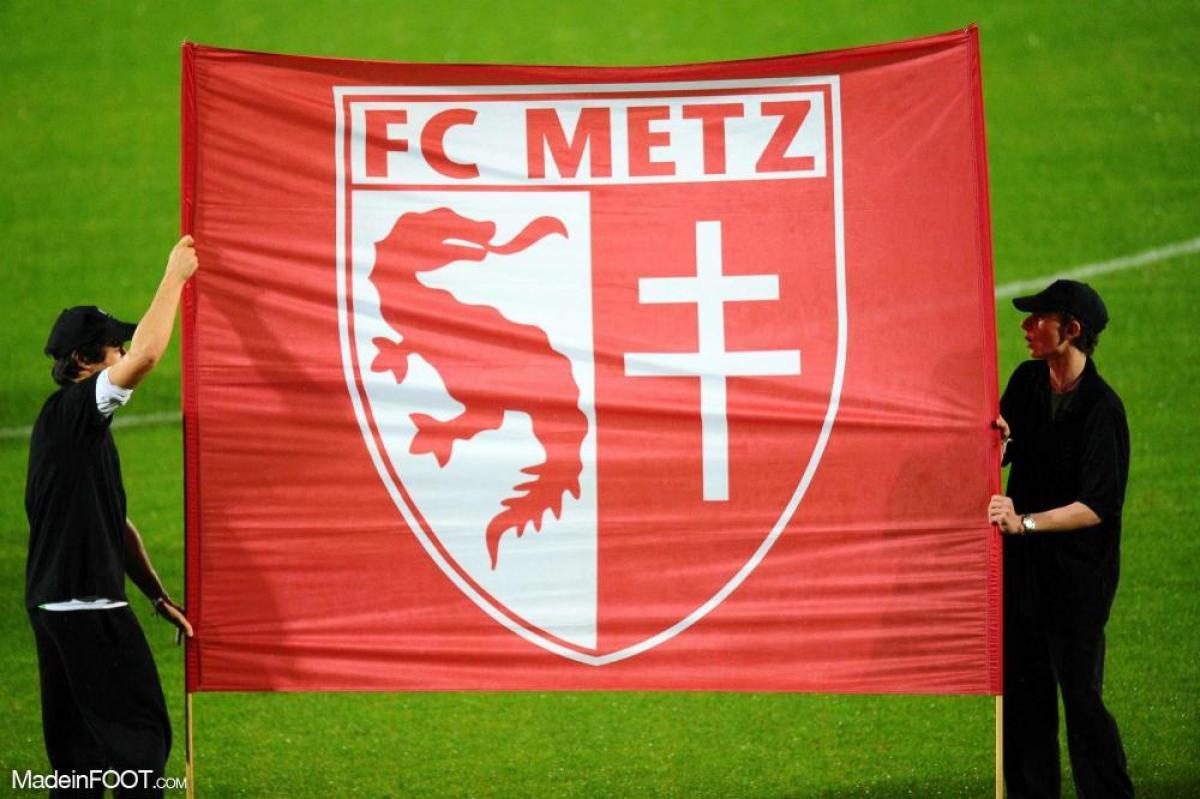 Découvrez le groupe du FC Metz.