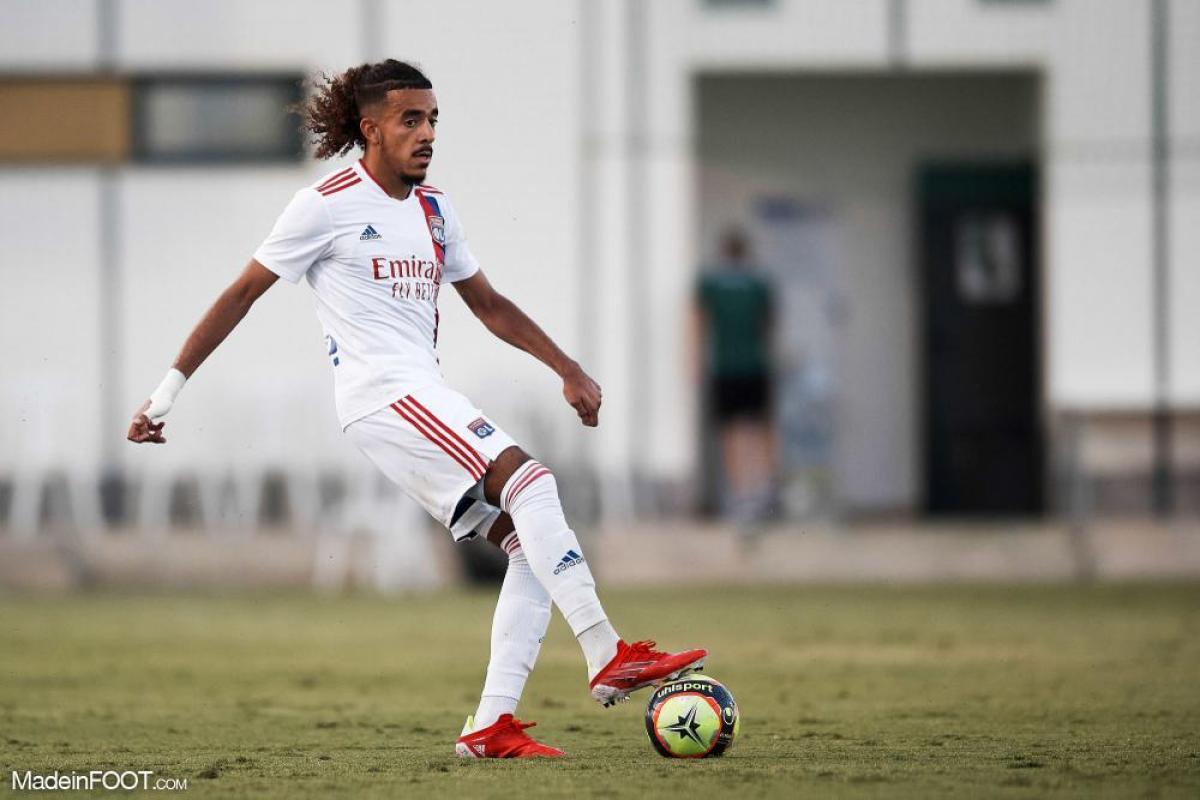 Malo Gusto analyse le pénalty sifflé pour Neymar