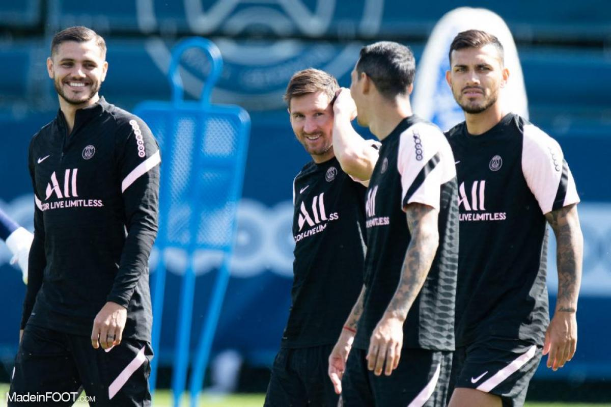 Angel Di Maria s'est confié sur Leo Messi