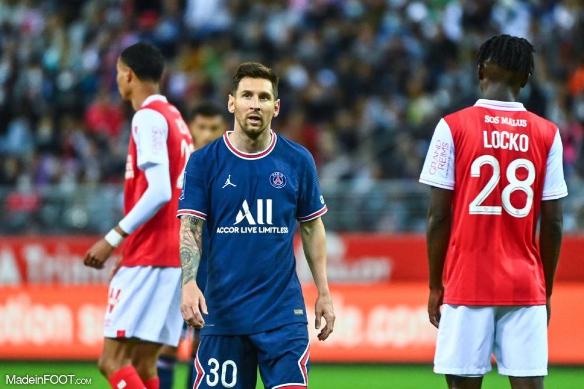 Lionel Messi est le meilleur joueur de FIFA 22