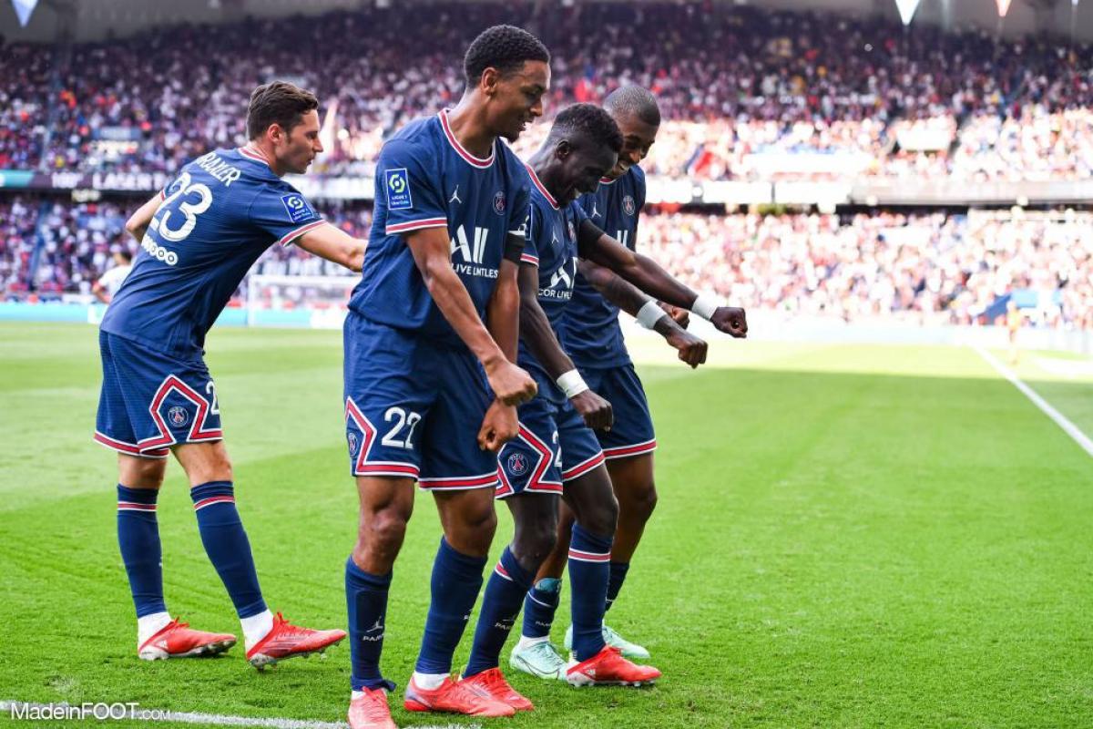 Danse des Parisiens