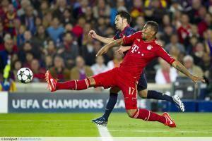 Les Red Devils souhaiteraient chiper Boateng au PSG