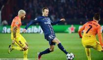 David BECKHAM - 02.04.2013 - Paris Saint germain / Barcelone - 1/4Finale aller Champions League