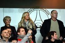 Famille Beckham - mere soeur pere - 06.03.2013 - Paris Saint Germain / Valence - 1/8Finale retour Champions League