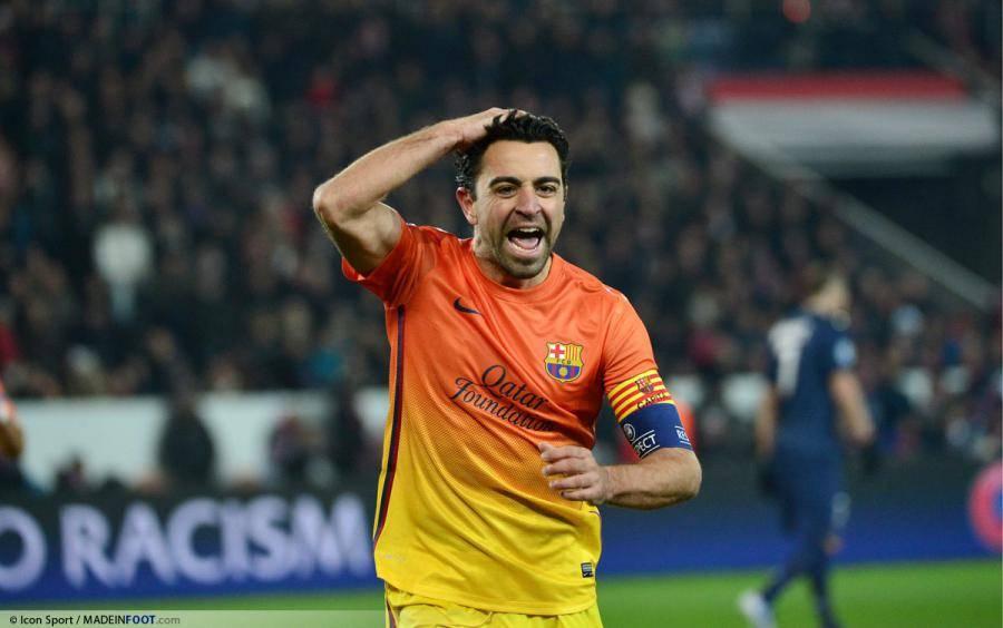 Xavi ne devrait pas jouer sous les couleurs parisiennes.