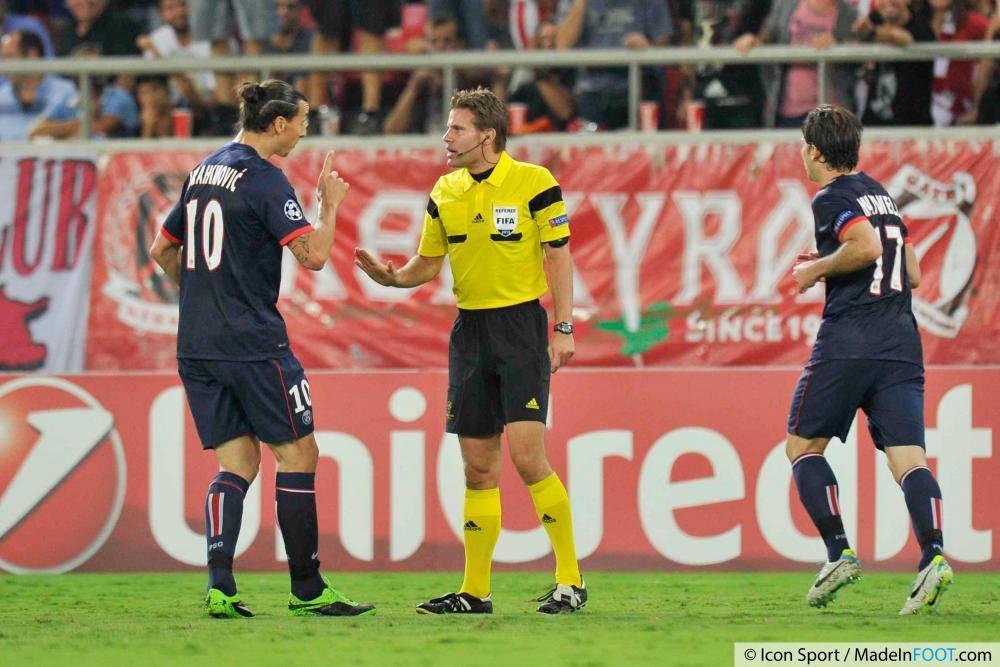 Ibrahimovic est confiant pour la réception du Benfica Lisbonne