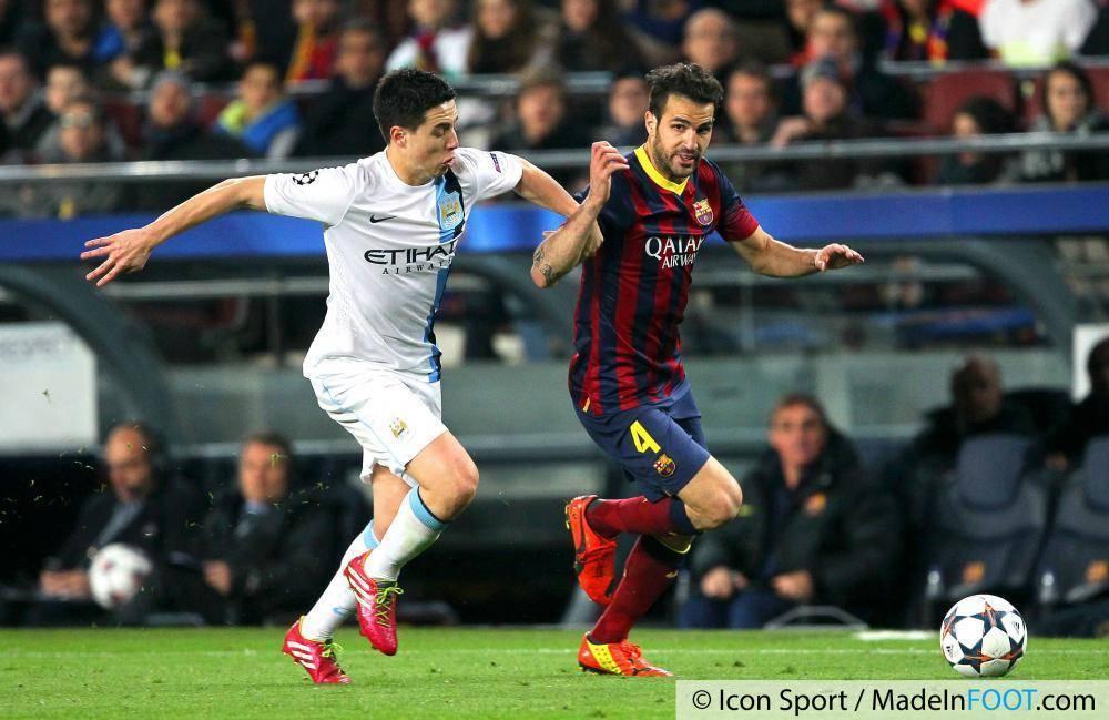 Samir Nasri a félicité son ancien club pour la qualification en finale de Ligue des Champions.