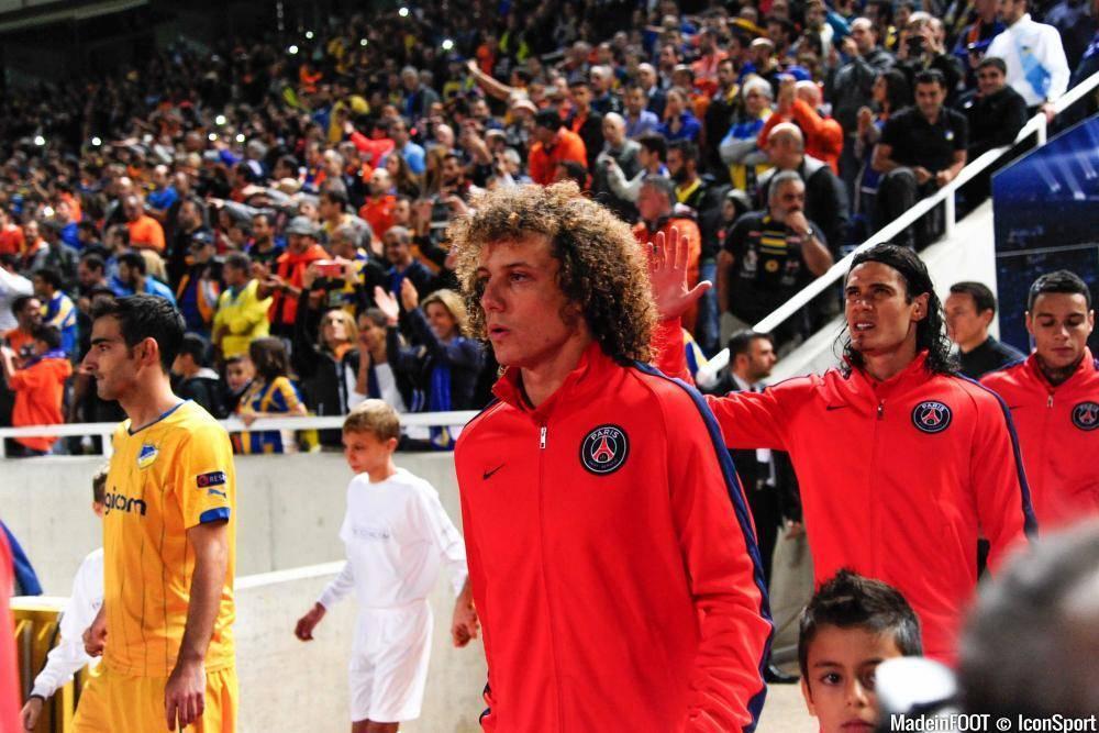 David Luiz va retrouver Stamford Bridge !