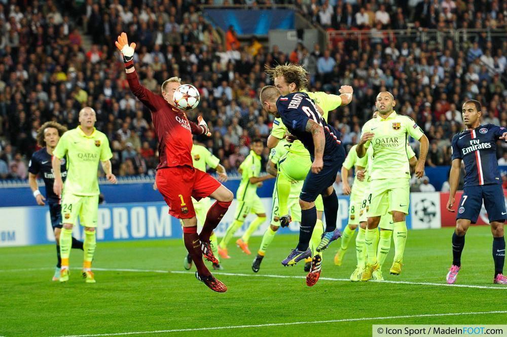 Marco Verratti a inscrit le second but parisien
