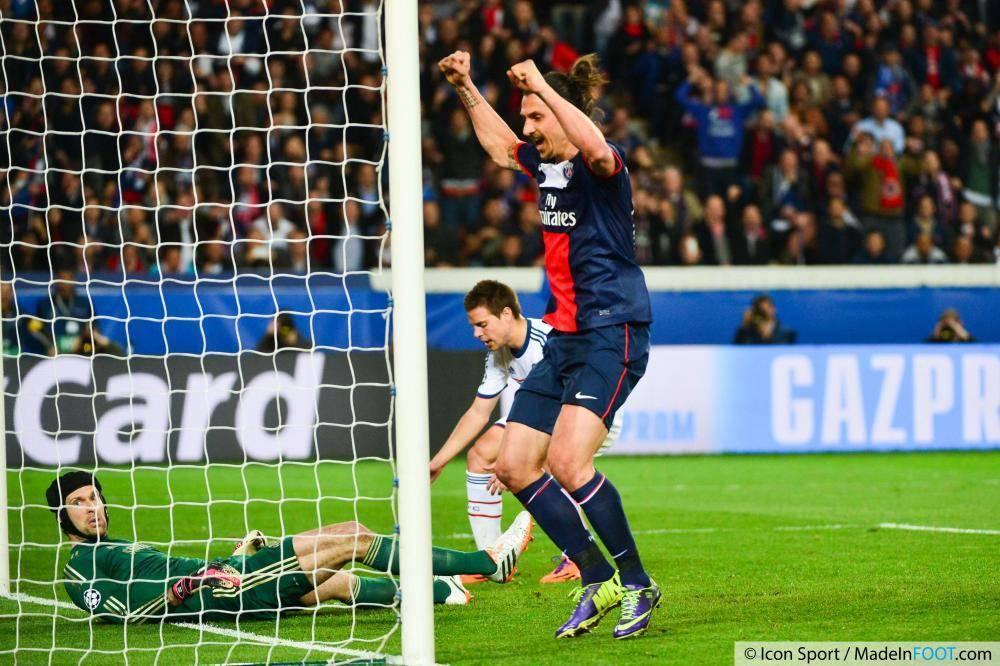Zlatan est la superstar du PSG