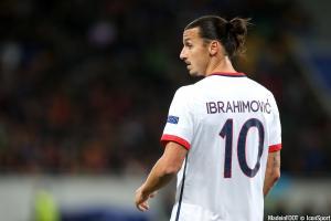 Ibrahimovic débarque en Premier League