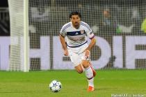 Milan BISEVAC - 29.09.2015 - Lyon / Valence - Champions League