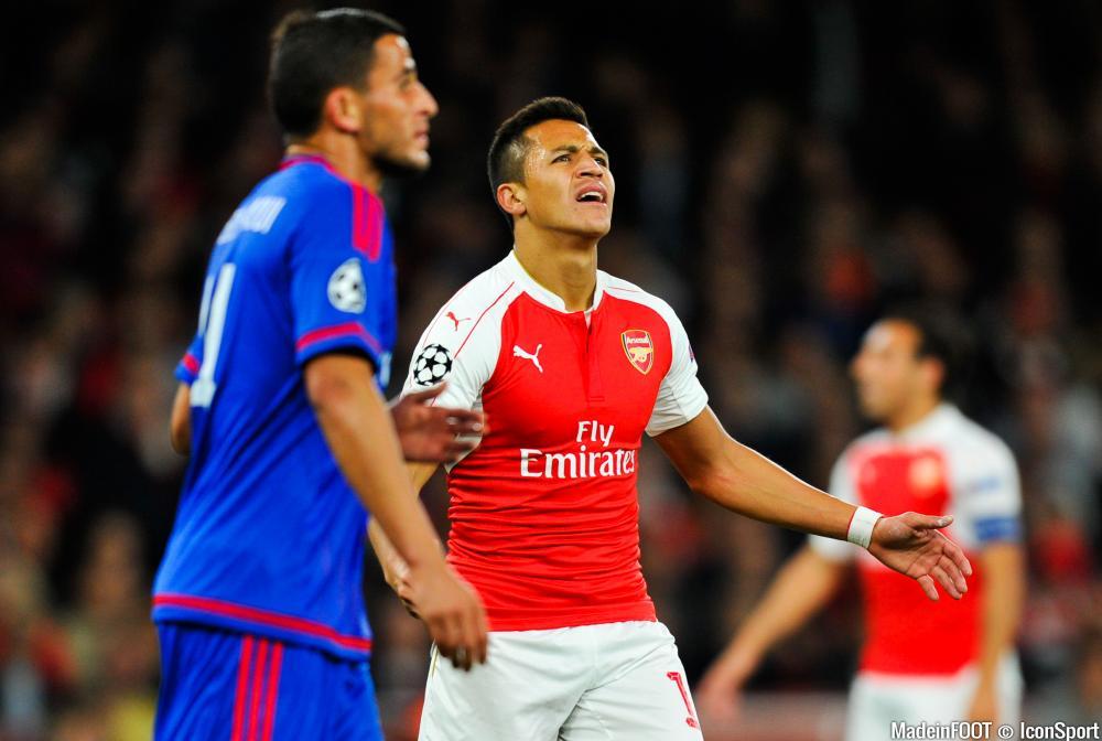 Le divorce est consommé entre Arsenal et Alexis Sanchez !