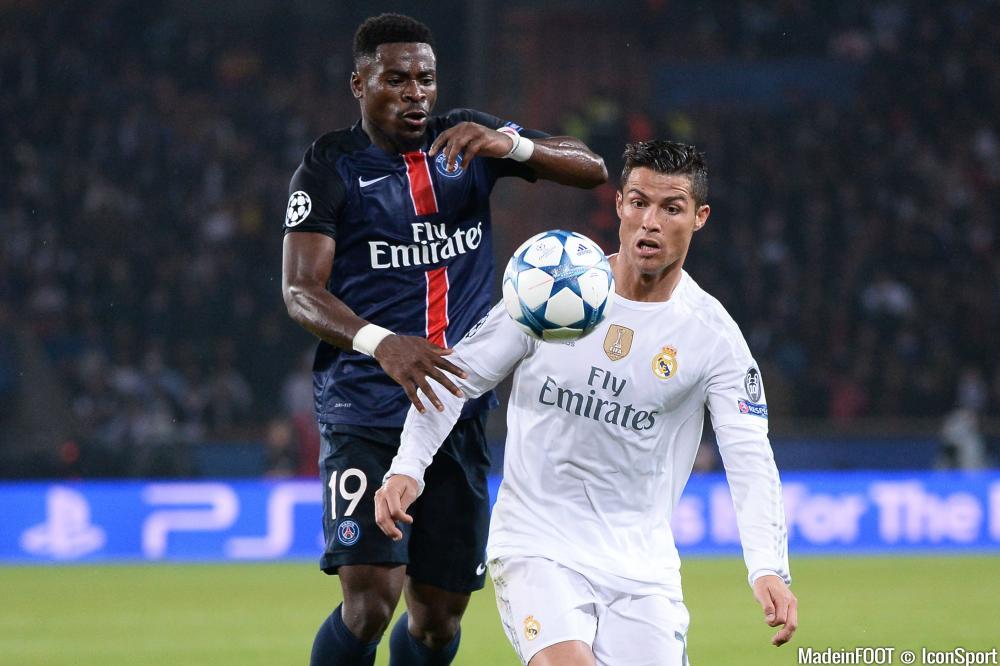 Les compos officielles du match entre le Real Madrid et le PSG.