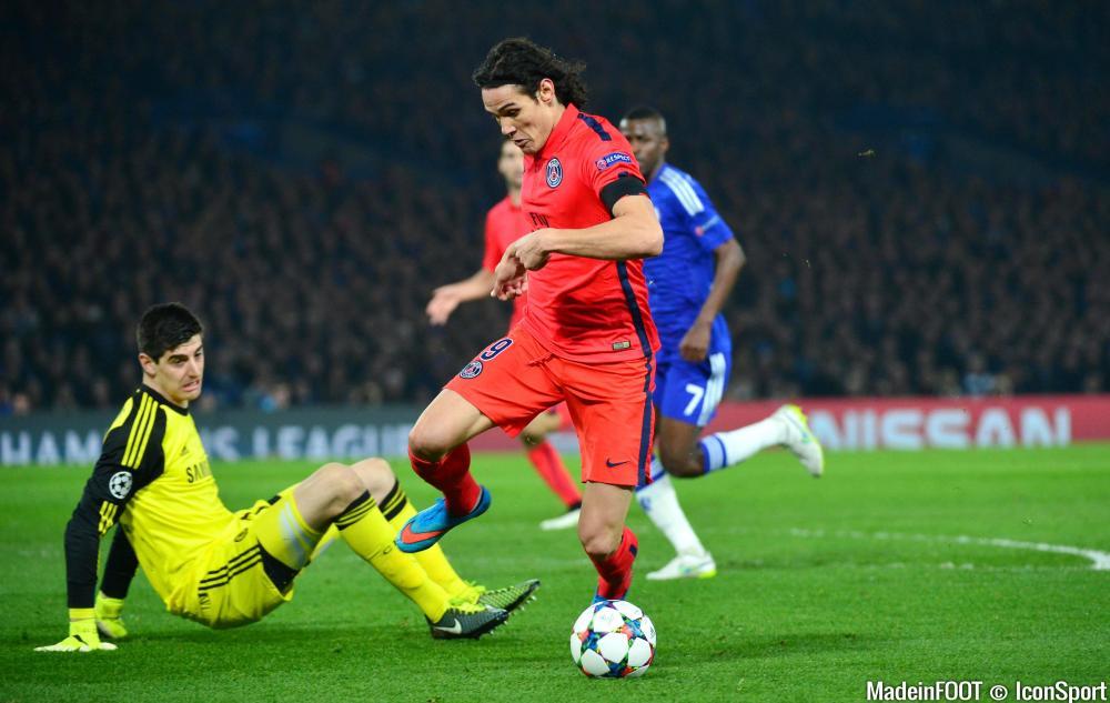 Thibaut Courtois (Chelsea) ne rejoindra pas le PSG.
