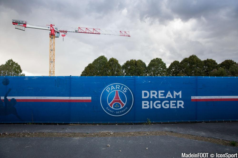 Le PSG s'installe au Sénégal.