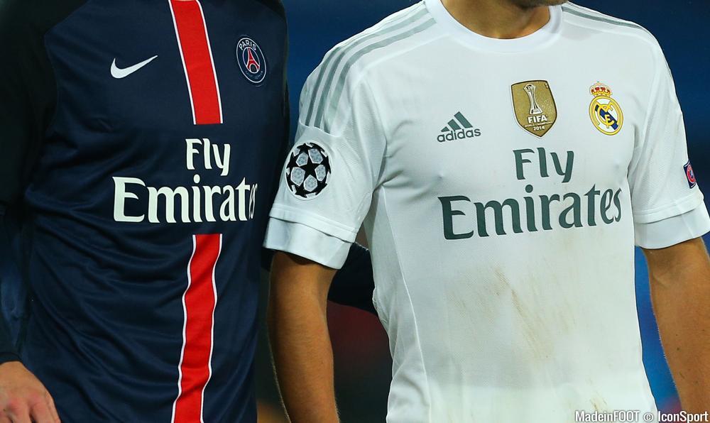 Les compos probables du match entre le Real Madrid et le PSG.
