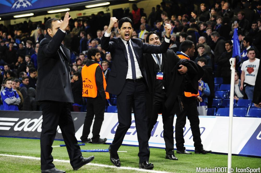 Le président du PSG est heureux d'avoir prolongé Pastore.