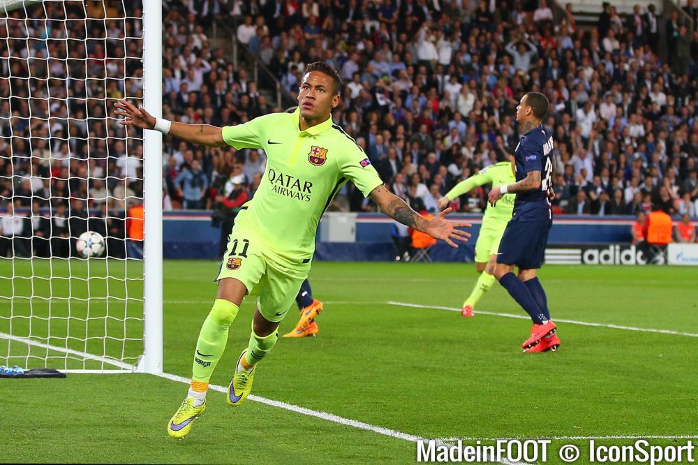 Neymar est la nouvelle cible prioritaire du PSG.