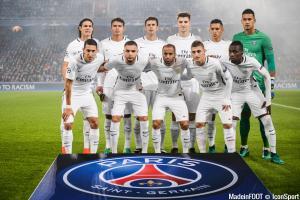 Equipe du PSG