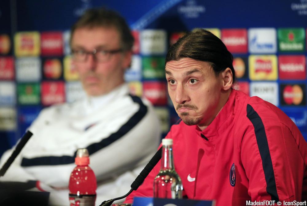 Les dernières déclarations d'Ibrahimovic n'ont pas surpris Laurent Blanc...
