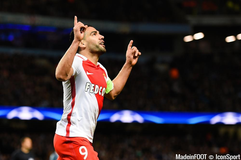 Radamel Falcao sera présent face au PSG