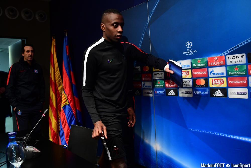 Blaise Matuidi envisage de quitter le PSG l'été prochain.
